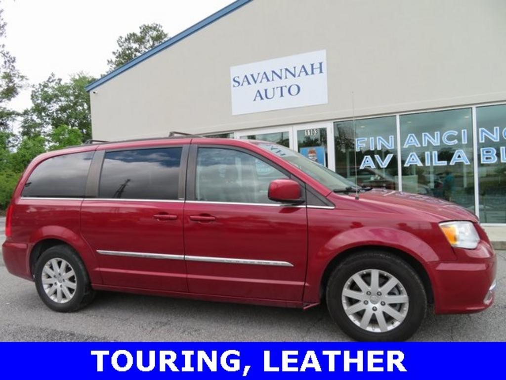 2013 Chrysler Town & Country - 4914   Savannah Auto Inc.   Used Cars ...