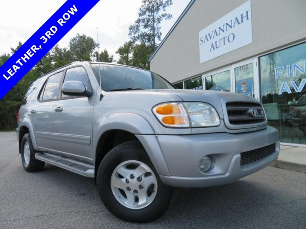 2004 toyota sequoia 5016 savannah auto inc used cars for sale 2004 Toyota Sequoia SR5 Rear Wiper 2004 toyota sequoia sr5